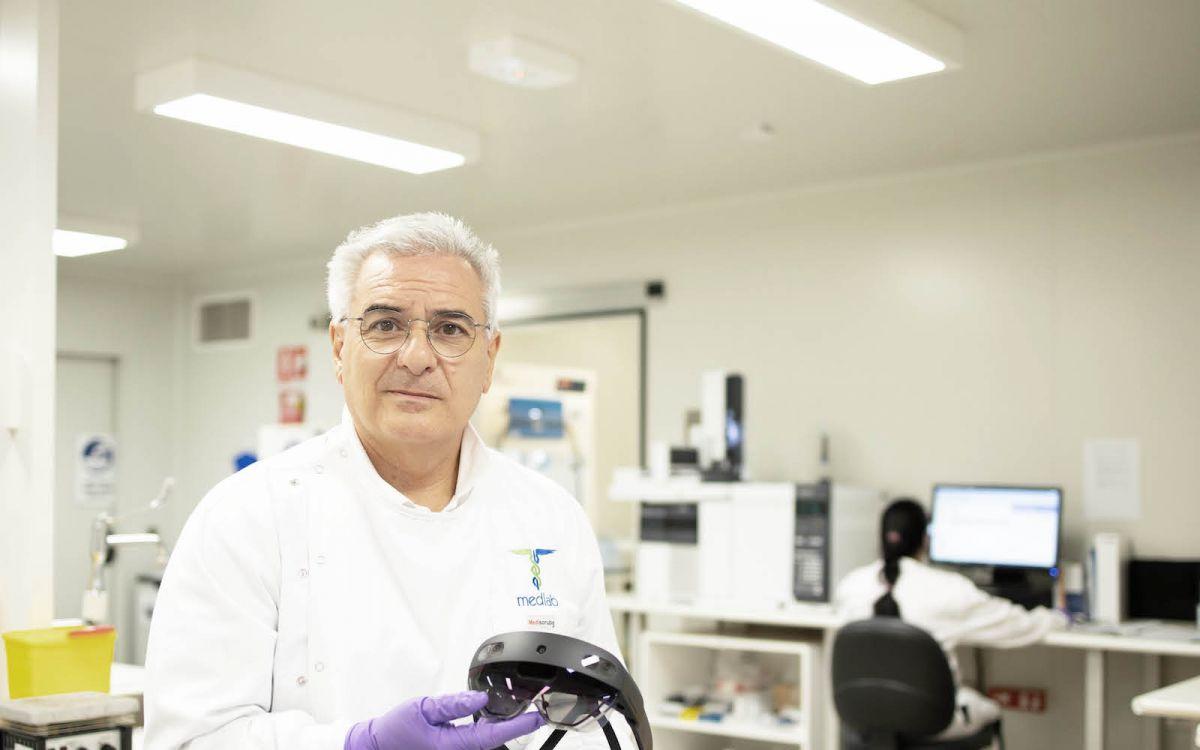 Interview with Professor Luis Vitetta
